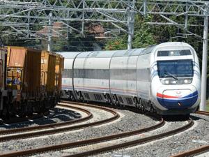 Yüksek Hızlı Tren hizmete giriyor