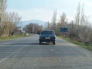 Konya-Isparta bölünmüş yol oluyor