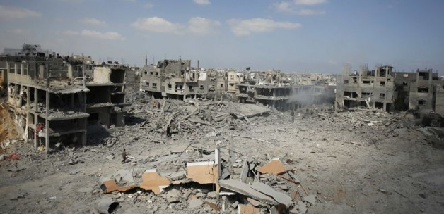 İsrail savaş uçakları ateşkesi deldi!