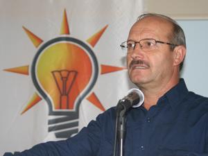 AK Parti Konya'dan Gazze'ye yardım eli