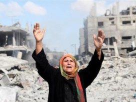 Katil İsrail bayram dinlemiyor!