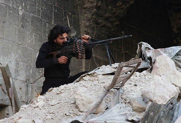 Halepte Esede büyük darbe