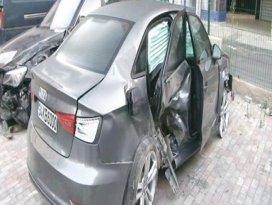 Porscheun müdürü kazada öldü