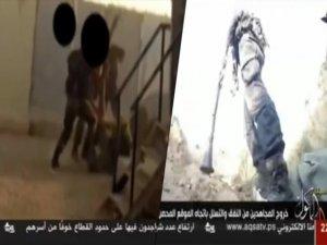 10 İsrail askerinin öldürüldüğü operasyon görüntüleri