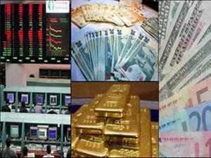 Borsa çöktü altın fırladı