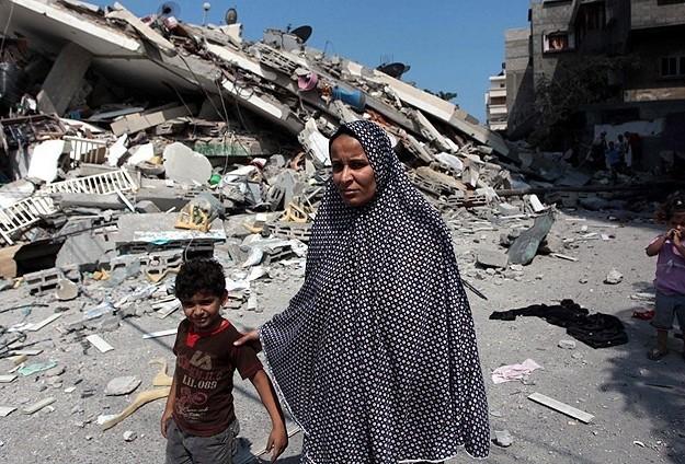 Almanya Gazzeye insani yardım yapacak
