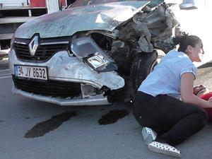 Konyada zincirleme trafik kazası: 18 yaralı