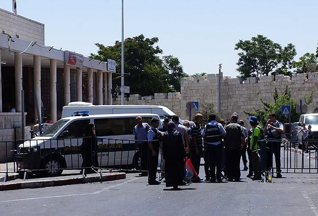 İsrailin Mescid-i Aksa zulmü sürüyor