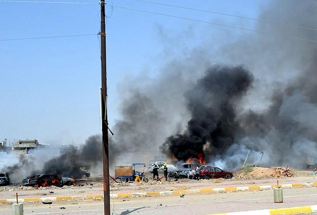 Irakta saldırılar: 76 ölü