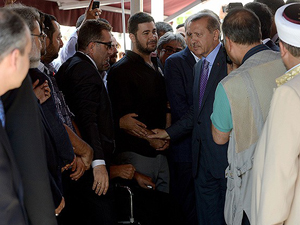Murat Göğebakan son yolculuğuna uğurlandı