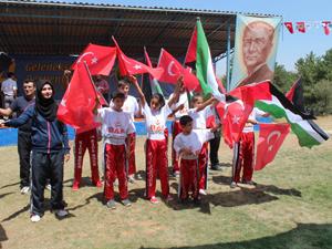 Derbent'te festival heyecanı