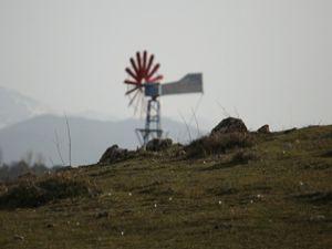 Rüzgar enerjisi ile su temini