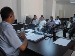 Beyşehir Belediyesi'nde meclis toplantısı