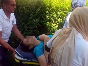 Genç kızlar uyuşturucu komasına girdi