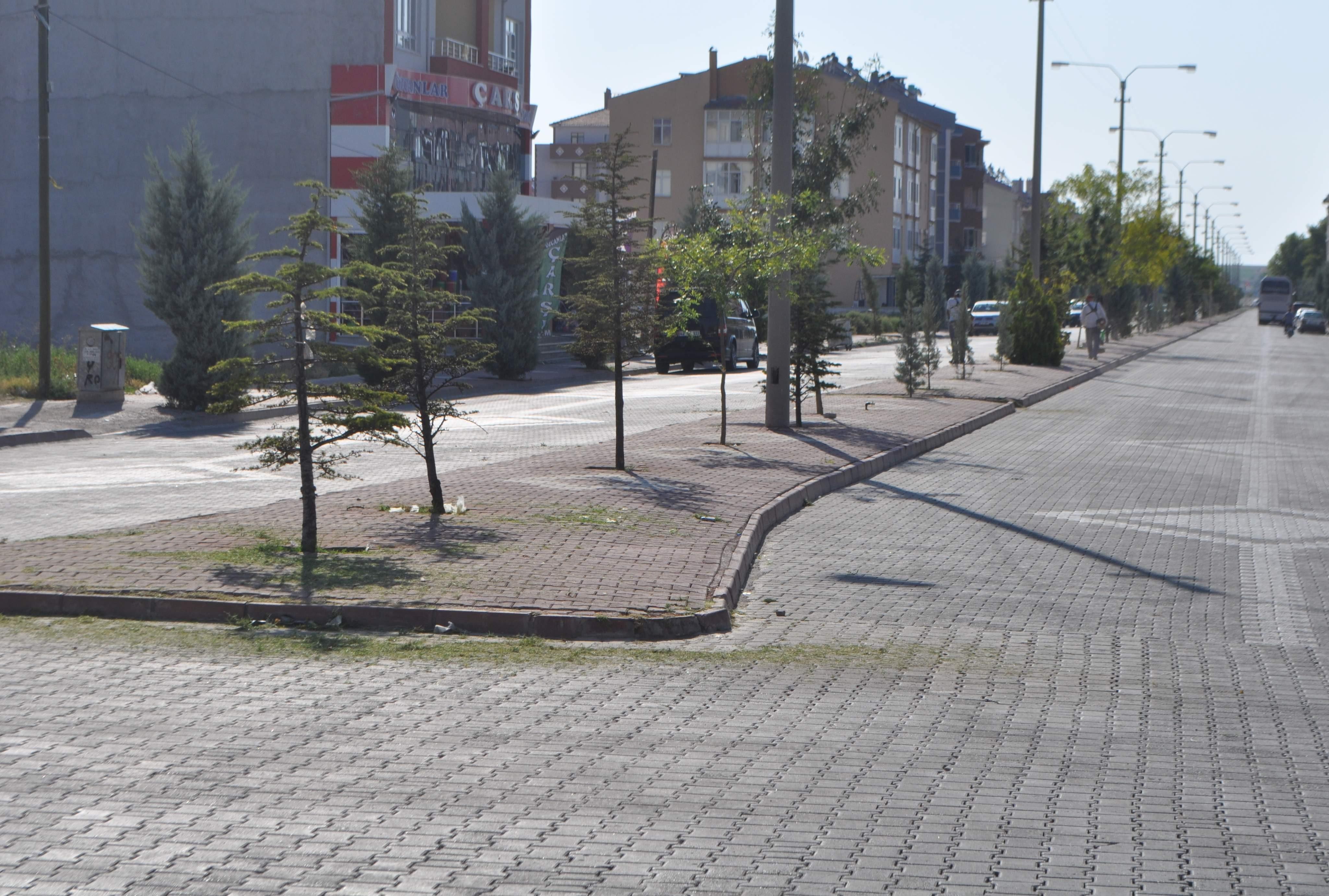 Cihanbeyli'de temizlik çalışmaları sürüyor