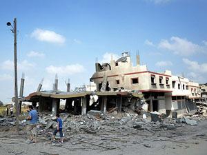Gazzede ateşkesin süresi doldu