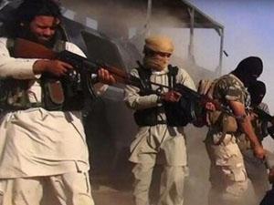 IŞİDden korkunç infaz: Kurşuna dizdiler!