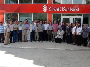 Akşehir AK Parti'den Erdoğan'a destek