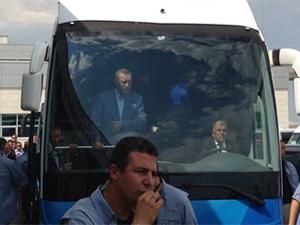 Recep Tayyip Erdoğan Konyada