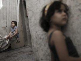 Gazzeli çocukların geleceği meçhul