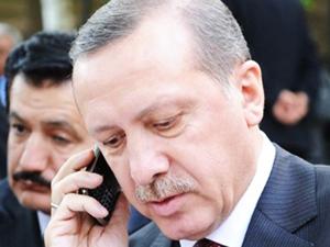 Erdoğana tebrik telefonları yağıyor