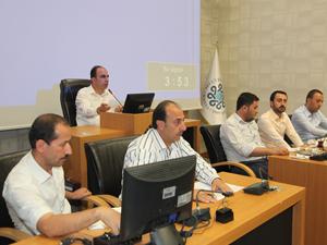 Selçuklu Belediyesi'nden Filistin'e yardım