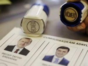 Beyşehirde Erdoğan'a rekor oy