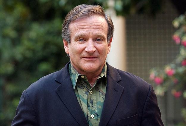 Hollywoodun ünlü aktörü Robin Williams öldü