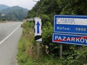 Erdoğanın memleketinin adını değiştirdiler!