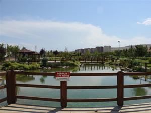 Çin Parkı Kaşgarlı Mahmut Parkı oldu