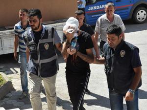 Akşehirde 112 kilo esrar ele geçirildi