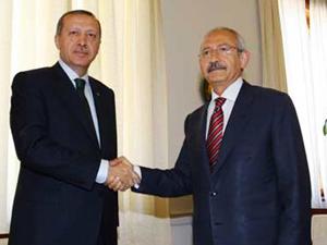 Erdoğan - Kılıçdaroğlu karikatürü gerçek oldu