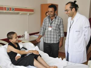 Kopan kol için 10 saatlik ameliyat