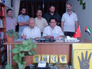 Akşehir'de Dünya Rabia Günü açıklaması