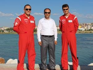 Türk Yıldızları Beyşehir semalarında gösteri yapacak