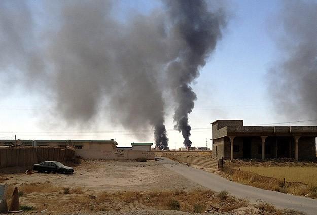 ABDden IŞİDe yeni hava saldırısı