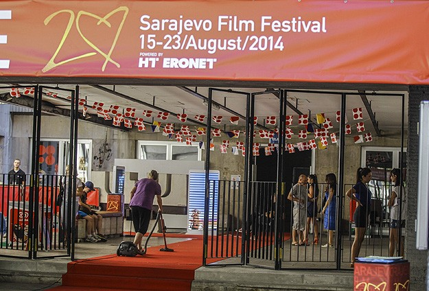 20. Saraybosna Film Festivali başladı