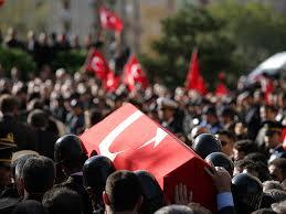 Diyarbakırda 3 polis şehit oldu