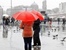 İstanbula bugün için sel uyarısı!
