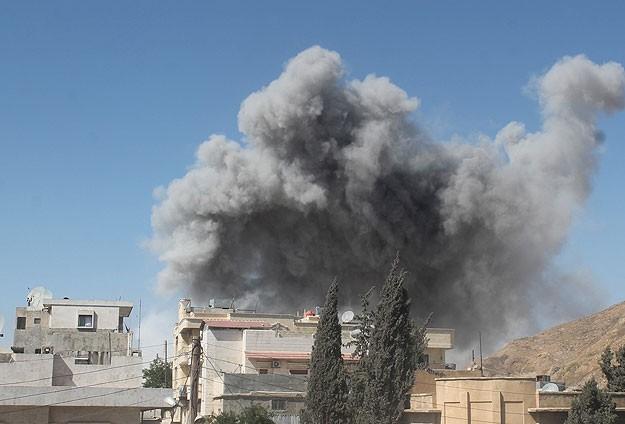 Irakta aşiret odası vuruldu