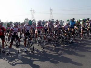 Büyükşehir bisiklet takımı 2. oldu