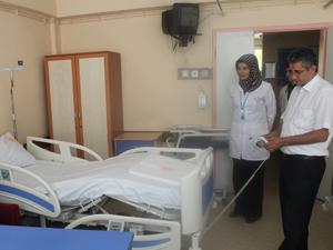 Beyşehir Devlet Hastanesi yenileniyor