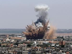 Gazzede ateşkes bozuldu