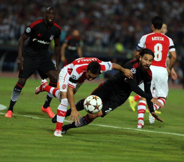 Kara Kartal, Arsenali salladı ama yıkamadı