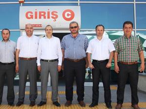 Selçuklu Belediyespor Kulübü'nden ilk toplantı