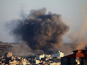 Gazzede ölenlerin sayısı 2 bin 54e yükseldi