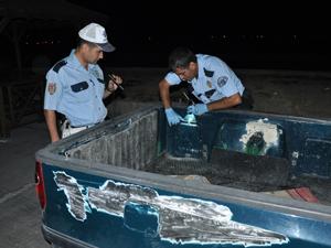 Dur ihtarına uymayan alkollü sürücü yakalandı