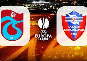 Trabzon ve Karabükün maçları hangi kanalda?