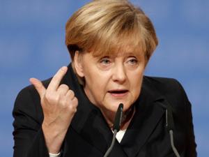 Merkelin kulağı çözüm sürecinde