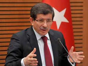 62. Hükümetin yeni Başbakanı Ahmet Davutoğlu